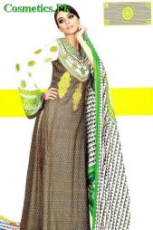 Latest Lawn Collection For Summer by Vaneeza Ahmed 2012-015