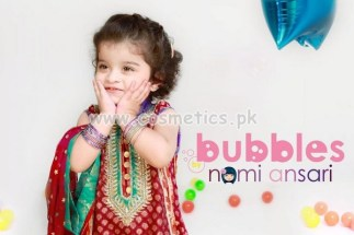 Nomi Ansari Latest Eid Collection 2012 Kids Wear Pictures