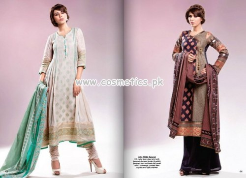 Al Karam Textiles Latest Mid Summer Collection For Girls 2012 13 004 Pictures