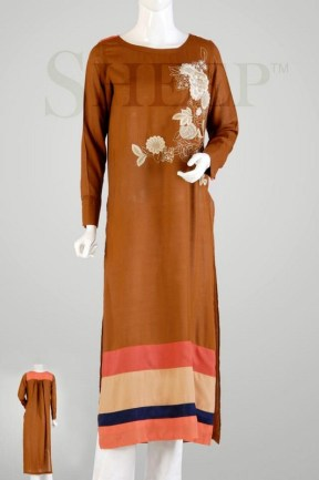 Sheep Eid Collection 2012 For Women 007
