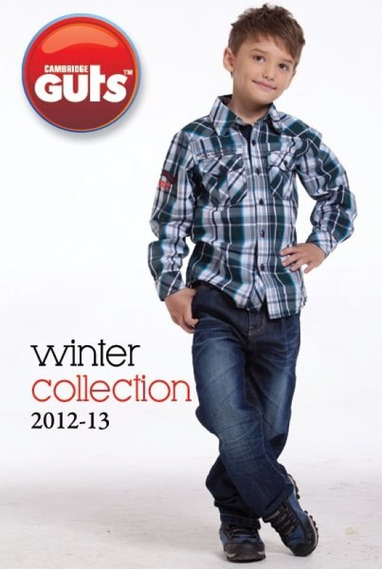 Guts By Cambridge Winter Dresses 2012-2013 For Kids 001