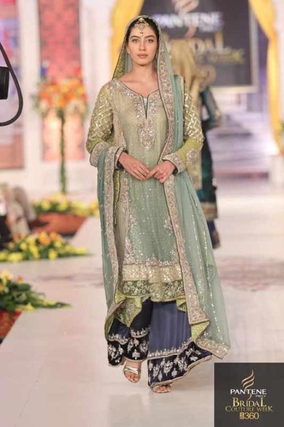 Maria B Latest Bridal Collection At Pantene Bridal Couture Week 2012 0013