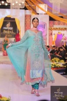 Maria B Latest Bridal Collection At Pantene Bridal Couture Week 2012 008