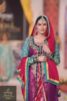 Maria B Latest Bridal Collection At Pantene Bridal Couture Week 2012 009