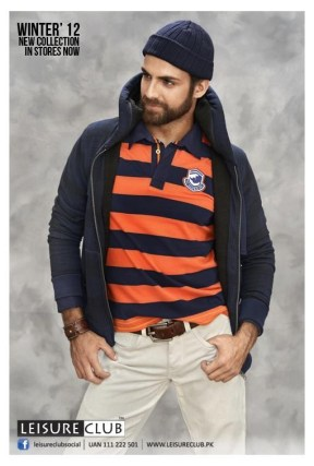Leisure Club Casual Wear Collection 2013 For Men And Women 0016