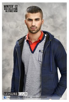 Leisure Club Casual Wear Collection 2013 For Men And Women 0021