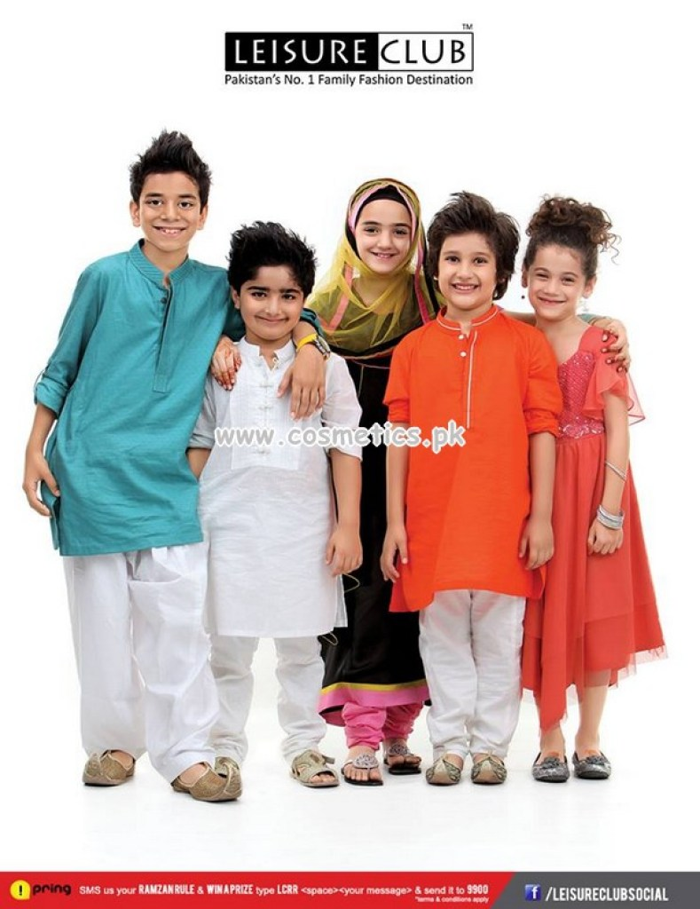 Latest Eid Fashion Trend 2013 In Pakistan 008