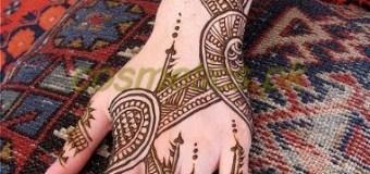 Mehndi Designs for Eid-ul-Fitr 2014