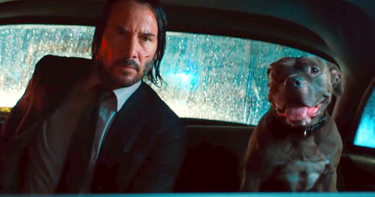 Check Back In With John Wick 3 Taxi Clip And Imax Poster