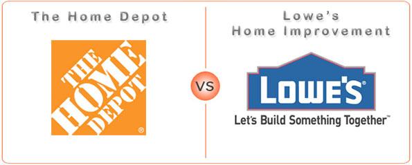 Home Depot Vs Lowes Cosmic Kicks