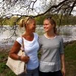 Mamma och jag