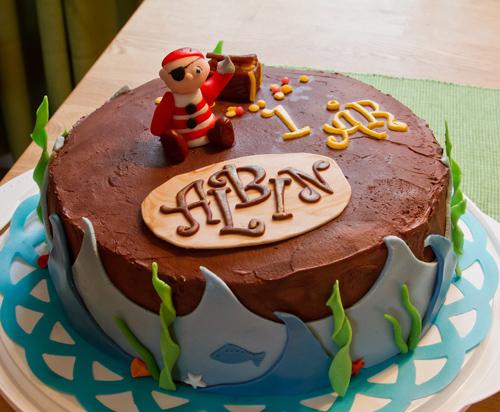 Hela tårtan!