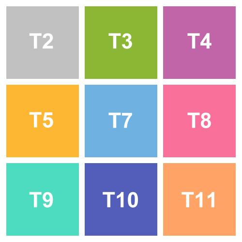 Kompendierna och deras färger