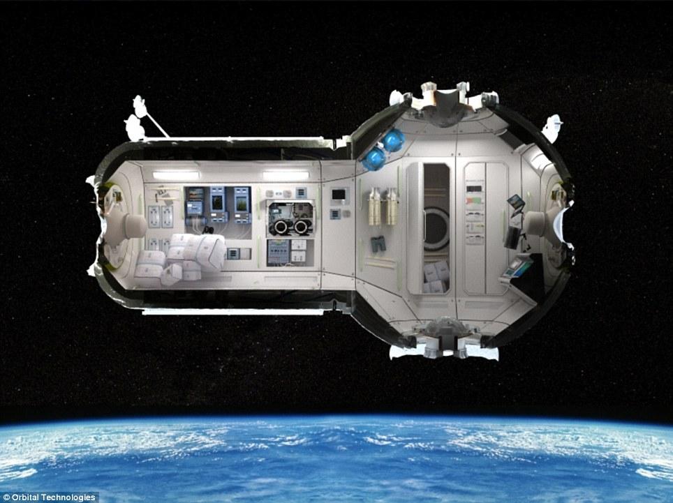 Eindhoven University of Technology MASTER Interstellar habitat an