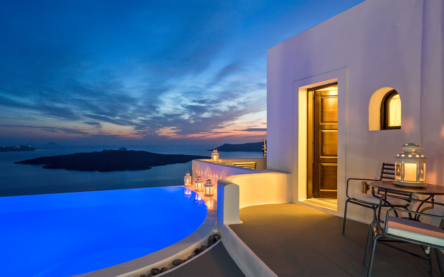 Chambre D Hote Santorin Luxury Accommodation Santorini Cosmopolitan Suites