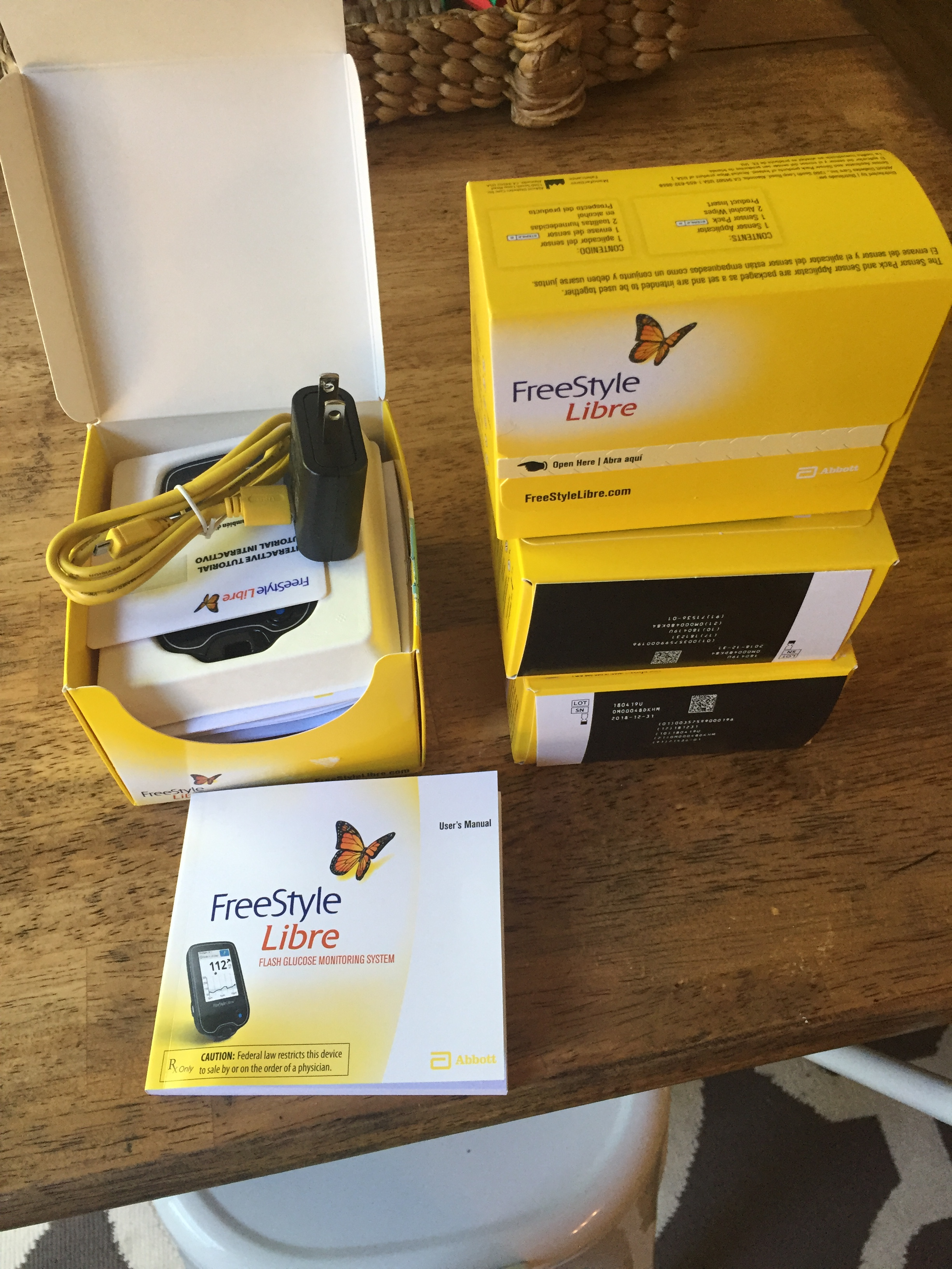 Abbott Freestyle Libre First Experience With Cgm Cosmoscon