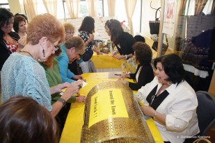 St. Lukes Bid & Buy   Goes New York