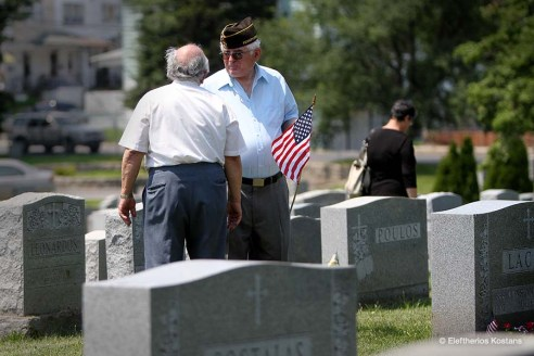 Remembering our Greek American Veterans