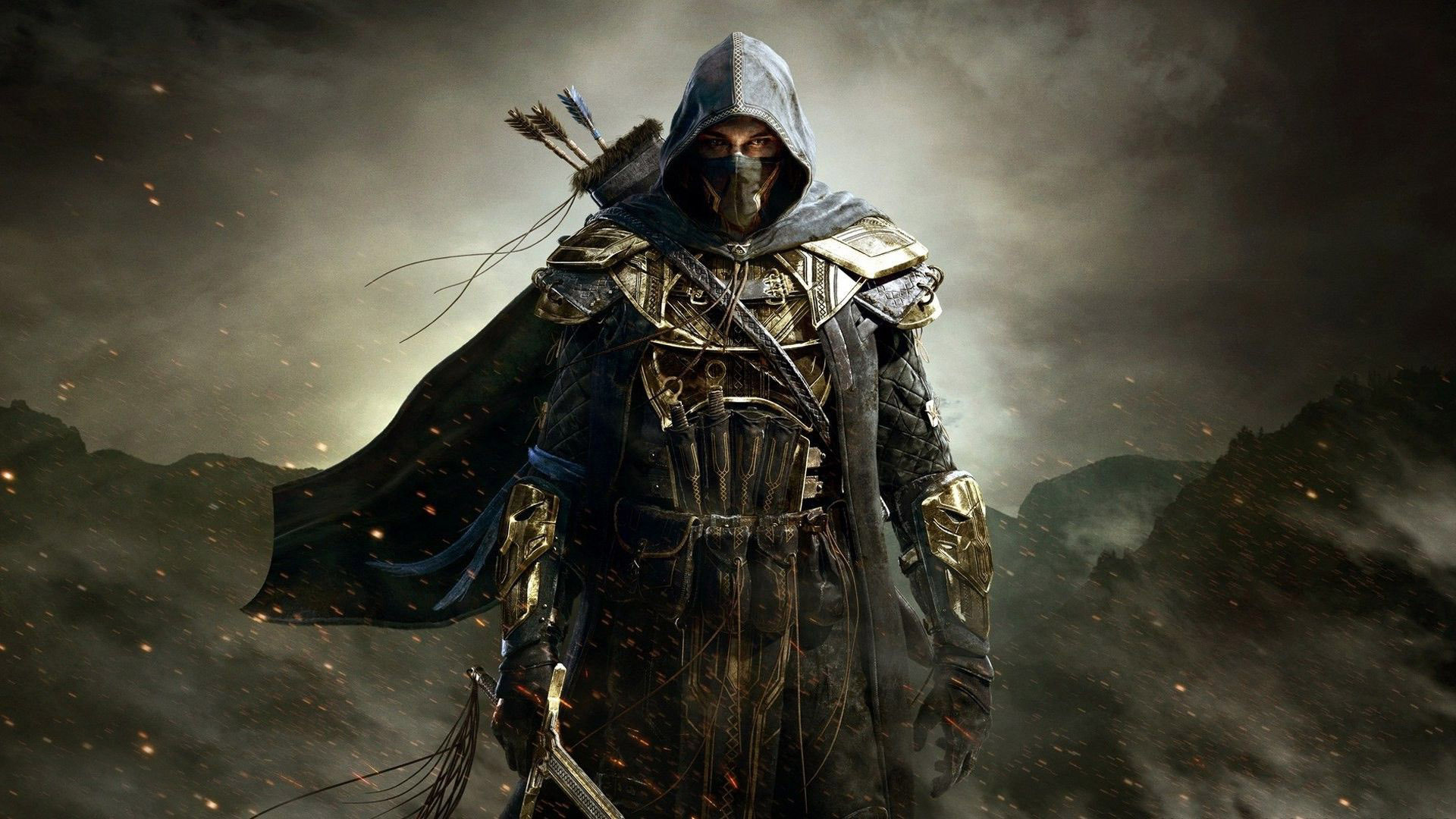 The Elder Scrolls Online Lets Bash Teso Weekend Giveaway Cosno Gaming