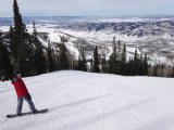 Nice views of Steamboat
