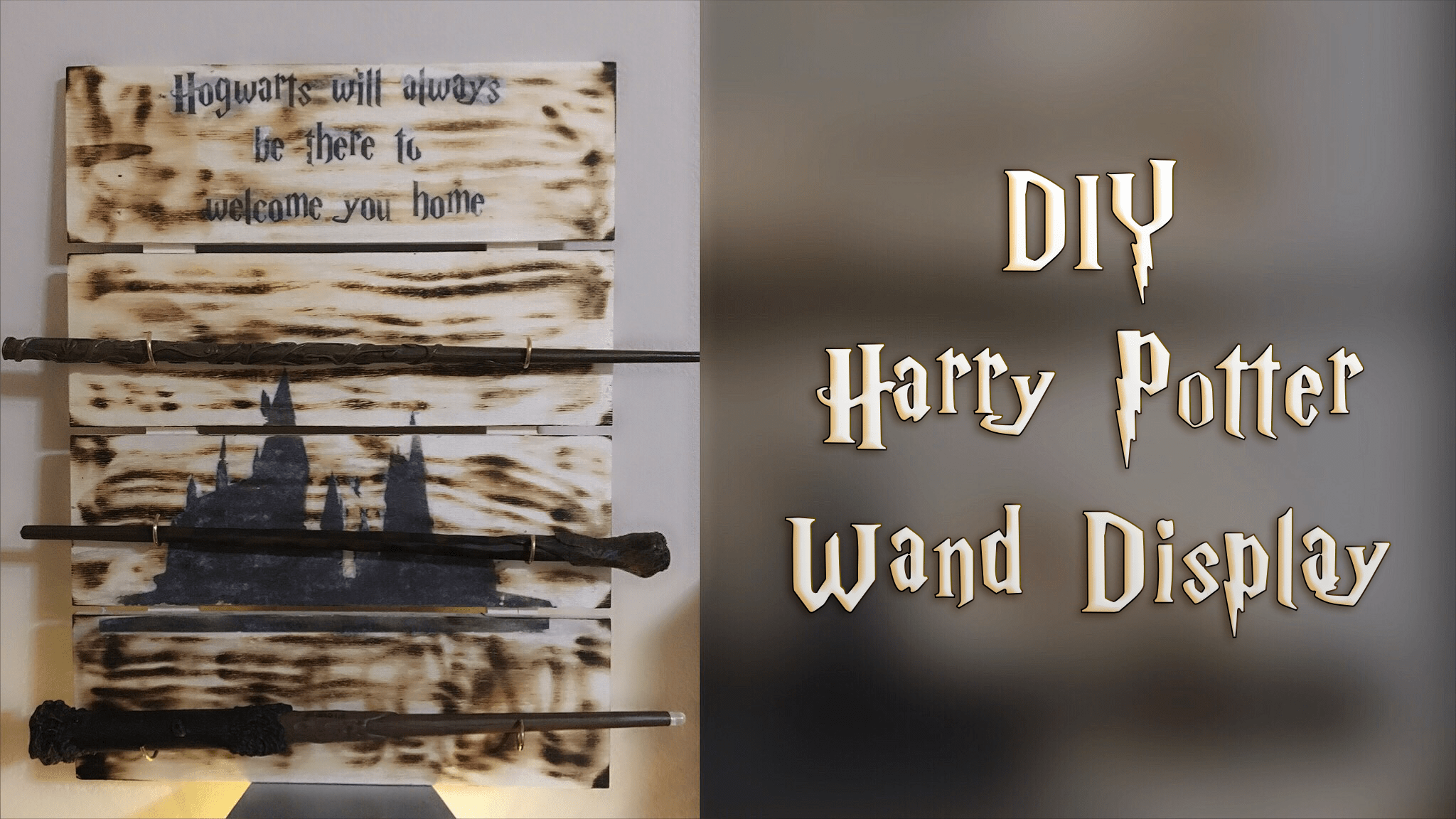 Harry Potter Display Cosplay And Coffee Crafting On Caffeine