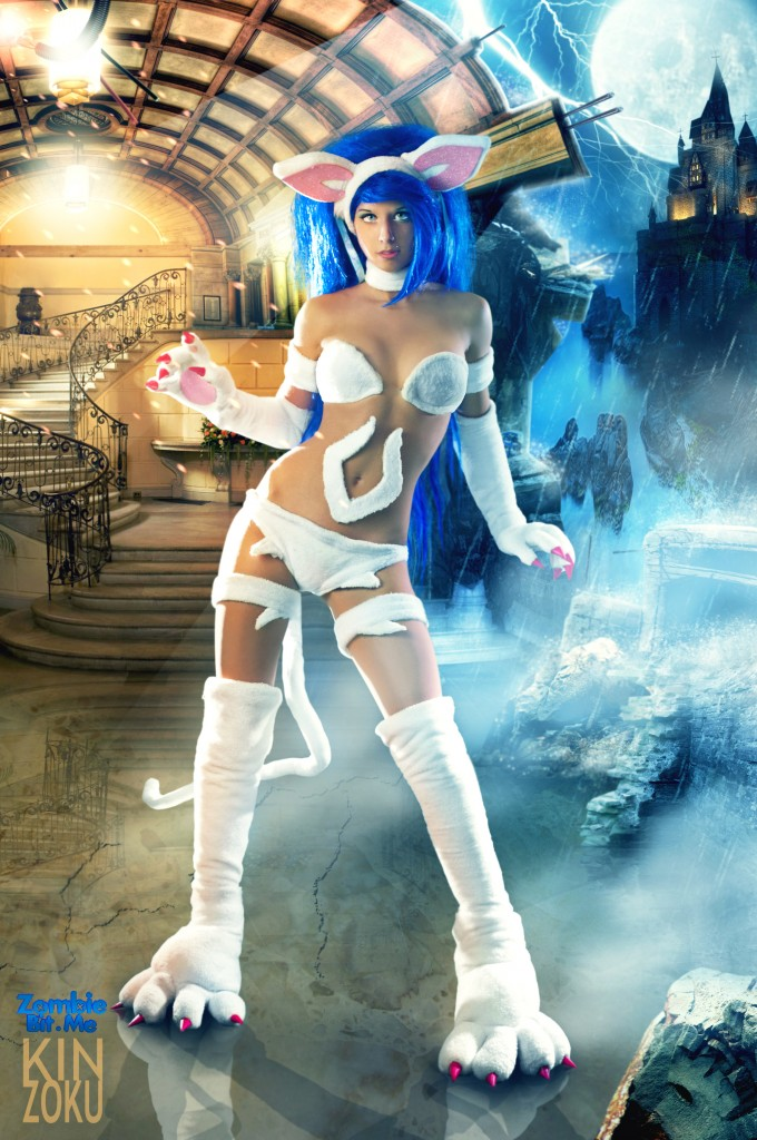 Princess Girl Wallpaper Hd Otaku House Cosplay Idol 187 Shantel Knight Felicia From
