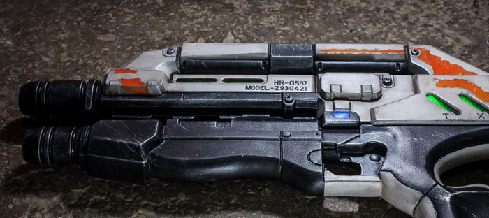 Реплика винтовки Mass effect