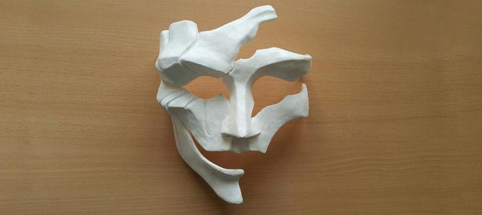 маска Эрго прокси