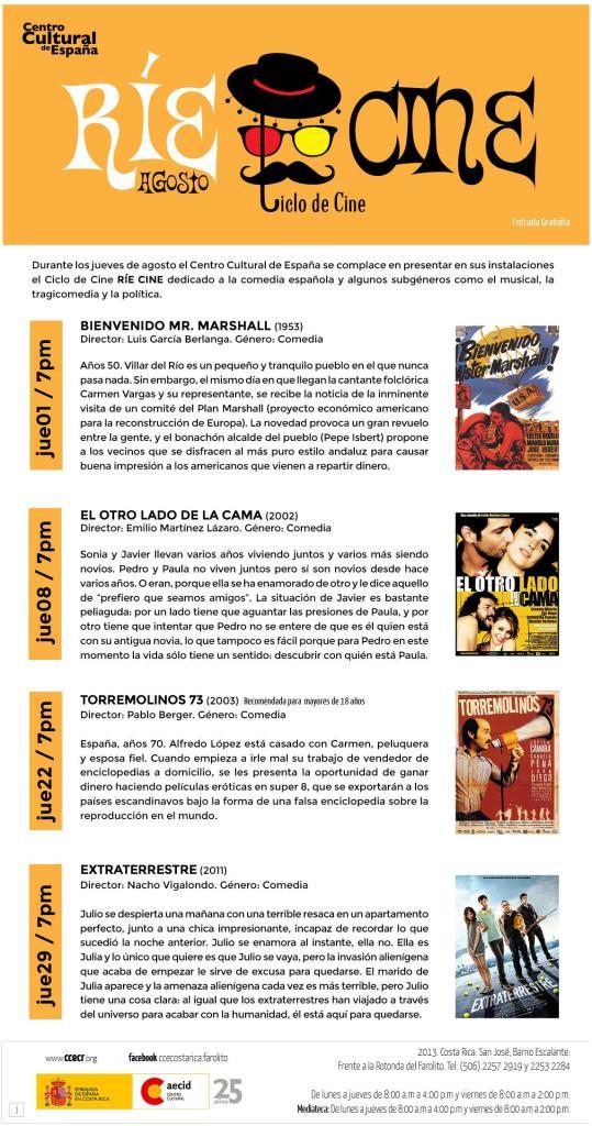 Ciclo de Cine Re Cine