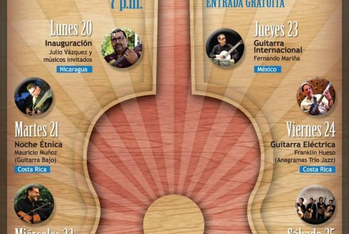 encuentro guitarras 2014
