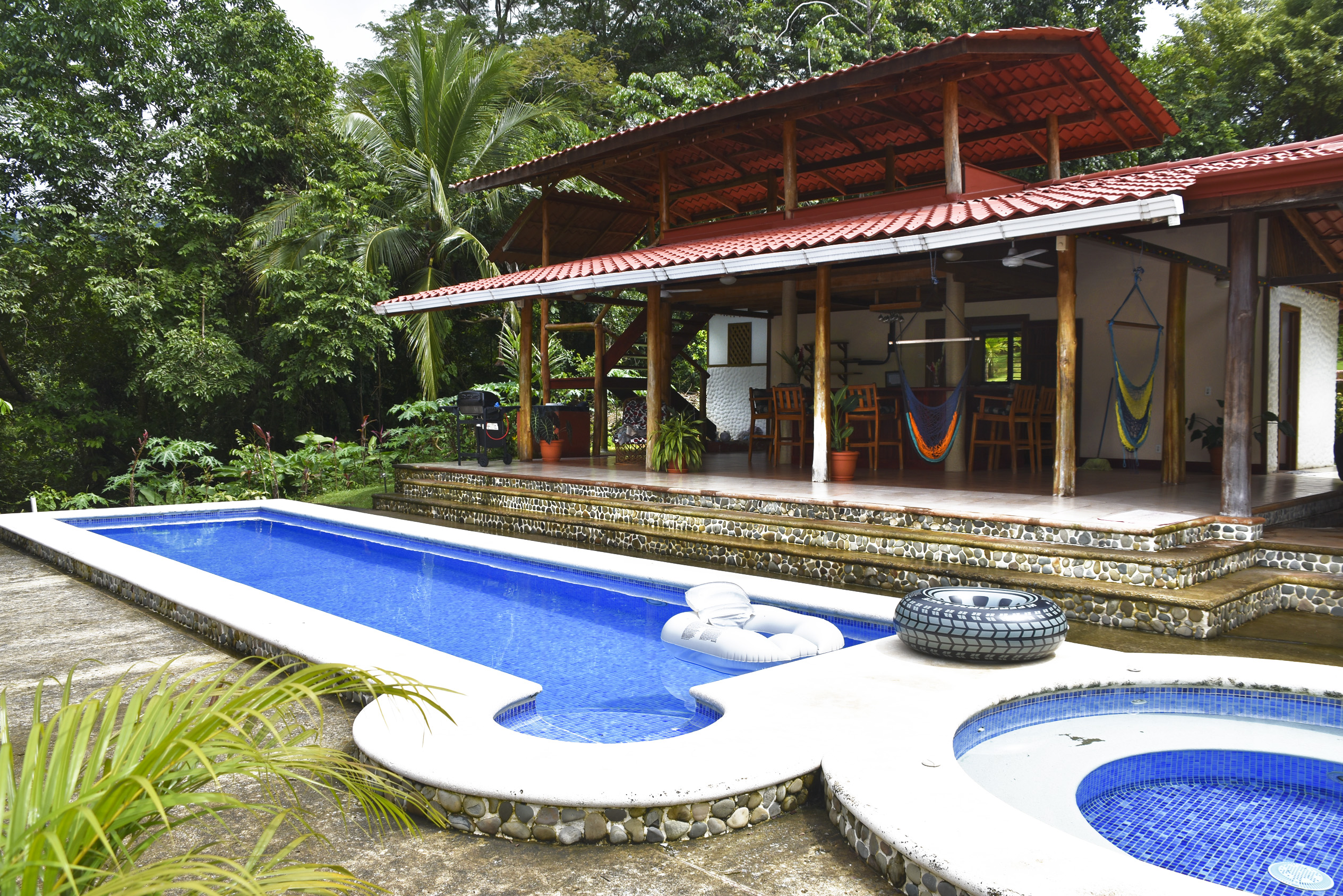 Jacuzzi Pool Villa Bandos 6 Acres 4 Bedroom Villa Pool And Jacuzzi Ocean And