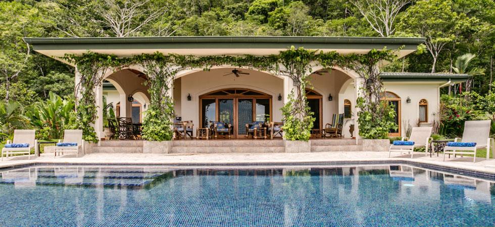 luxury spanish style home costa rica luxury spanish style hacienda marisol malibu february