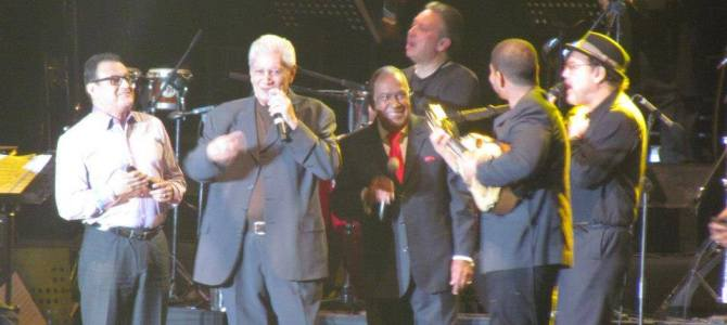 Fania All Stars y Spanish Harlem Orquesta en Lima