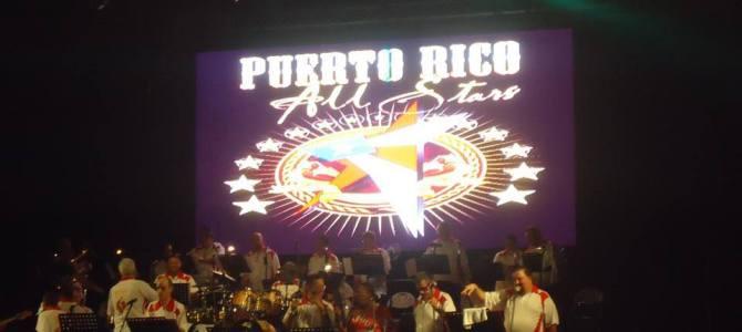 Puerto Rico All Stars en ciudad Panamá