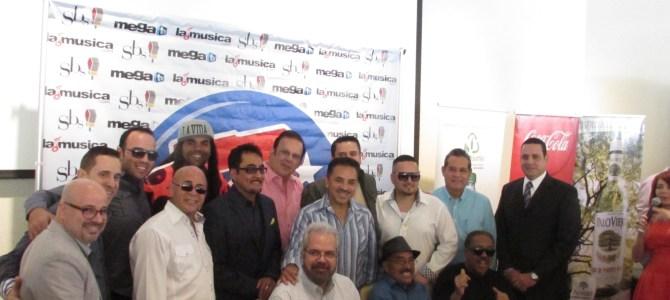 XXXII Día Nacional de la Salsa: Conferencia de Prensa