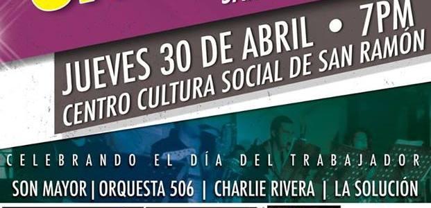 Festival de orquestas en San Ramón