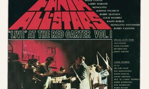 Fania All Stars: Live at the Red Garter
