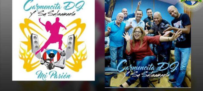 Carmencita DJ presentó su Pasión