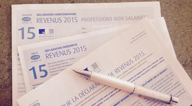 Hacer la declaración de la renta en Francia