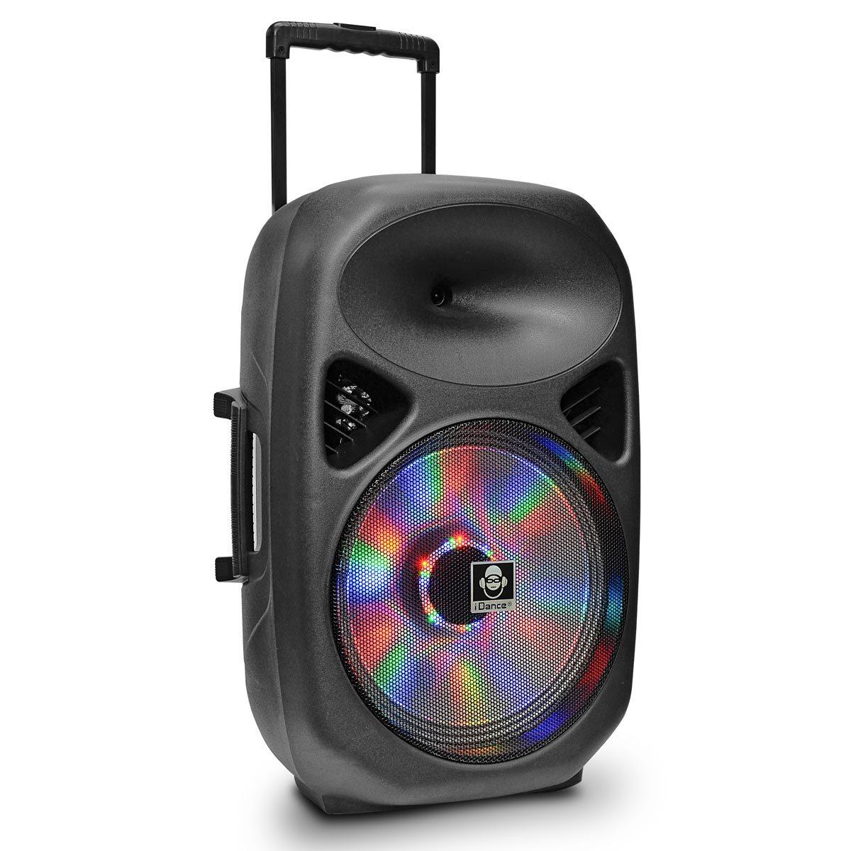 Trolley Lautsprecher Idance Idance Groove 540 1000w Portable Bluetooth Speaker Costco Uk