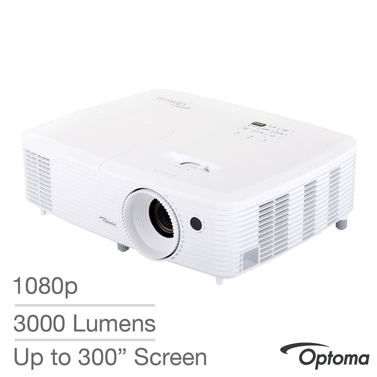 Optoma 3d Optoma Hd240wi Full Hd 3d Projector Costco Uk