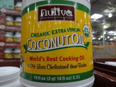 Costco Anic Coconut Oil