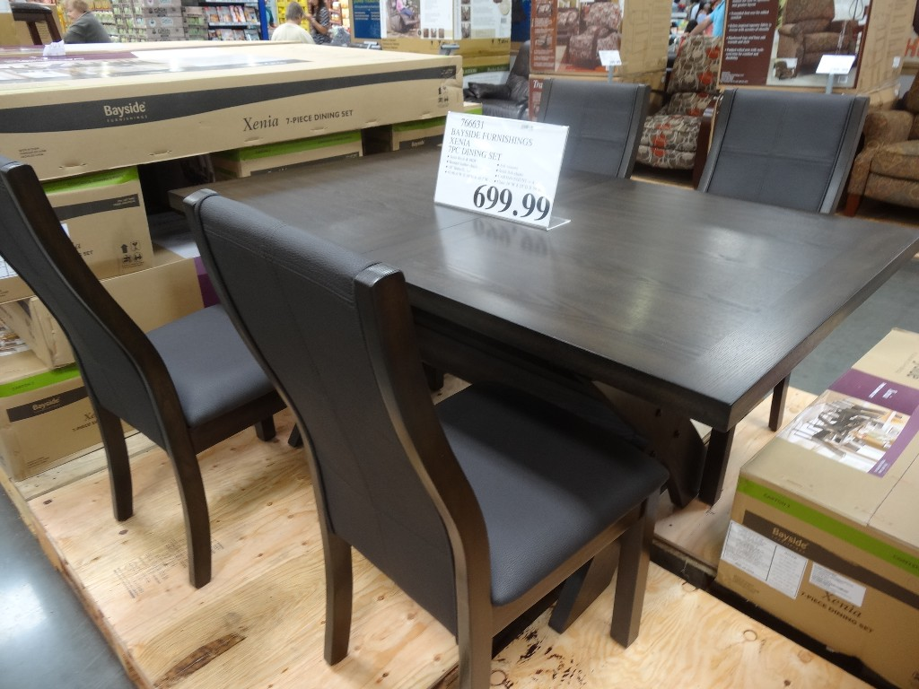 Costco Coffee Table Dining Table Furniture Costco Dining Table And Chairs