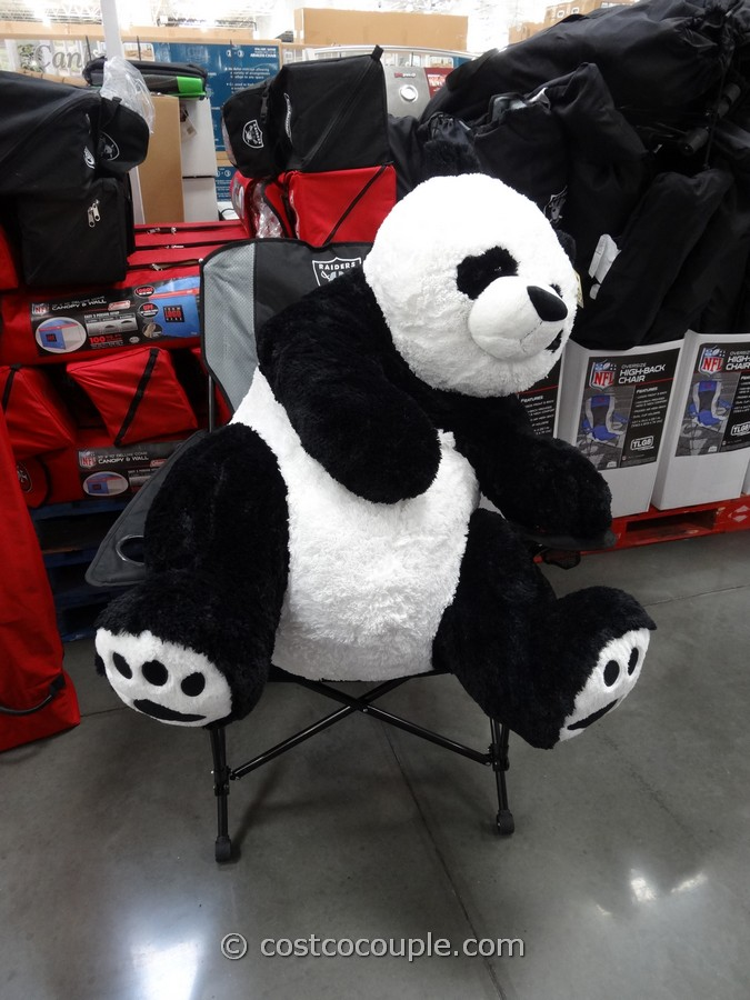 Knoll Table Panda Plush Toy
