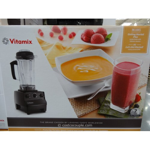 Medium Crop Of Vitamix Blender Costco