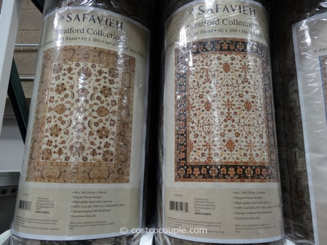 Subway Tile Safavieh Stratford Collection Wool Area Rug