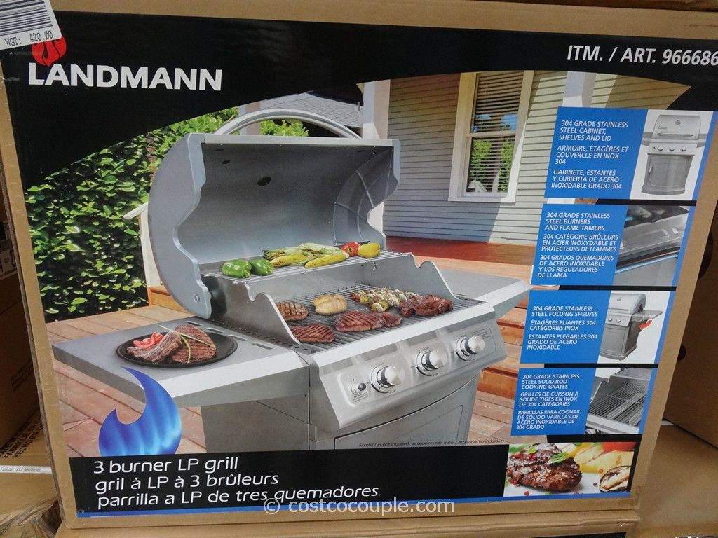 Landmann Gasgrill Compact : Landmann mini gas grill mini kugelgrill landmann in berlin
