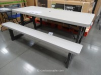 Lifetime Products 6-Foot Folding Picnic Table