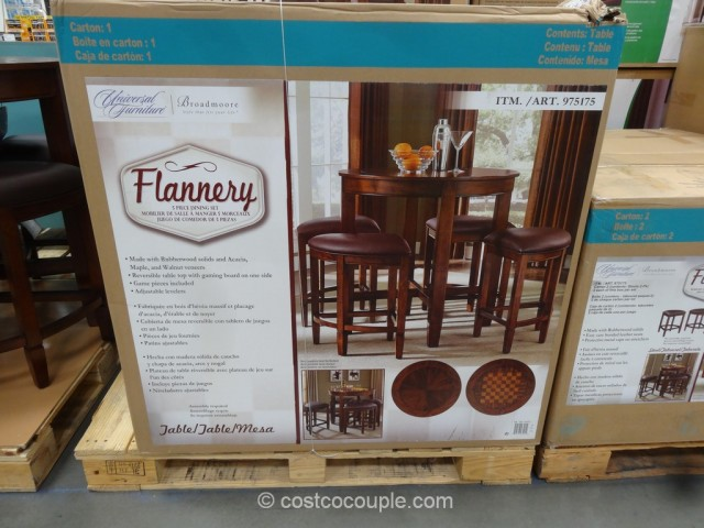 Walnut Coffee Table Universal Furniture Flannery Dining Set