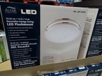 Altair Lighting 14-Inch Flushmount LED Light Fixture